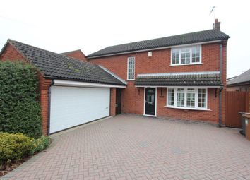 Thumbnail 4 bed property to rent in Rugby Road, Burbage, Hinckley