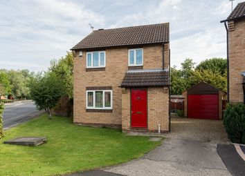 Thumbnail 3 bedroom detached house for sale in Oakdale Road, Clifton Moor, York