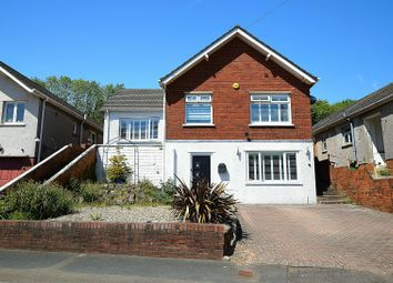 Thumbnail 3 bed detached house for sale in Caer Wenallt, Pantmawr, Cardiff.