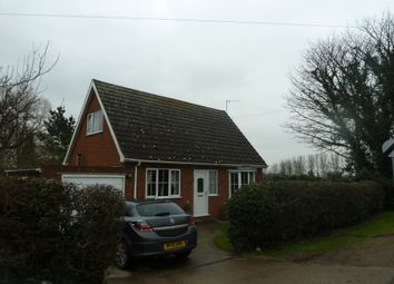 Thumbnail 2 bed detached bungalow to rent in Lakeside Lido Caravan Camp, Warren Road, North Somercotes, Louth