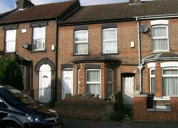 Thumbnail 3 bed terraced house for sale in Waldeck Road, Luton