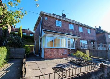 Thumbnail 2 bedroom semi-detached house to rent in Mallorie Road, Norton, Stoke-On-Trent
