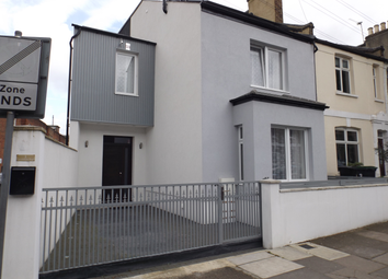 Thumbnail 4 bed end terrace house for sale in Caversham Road, London
