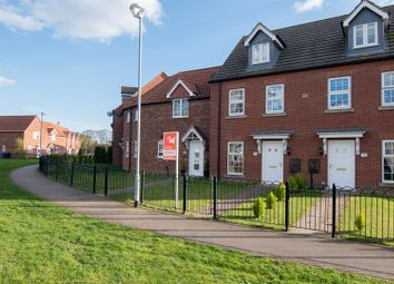 Thumbnail 3 bed terraced house for sale in Lime Walk, Old Leake, Boston