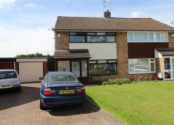 Thumbnail 3 bed semi-detached house for sale in Oddicombe Croft, Styvechale, Coventry