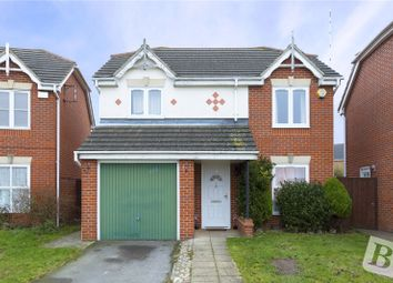 Thumbnail 4 bedroom detached house for sale in Neptune Close, Rainham