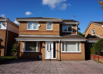Thumbnail 4 bed detached house for sale in Lucius Close, Liverpool