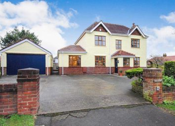 Thumbnail 4 bed detached house for sale in The Lavenders, Dowbridge, Kirkham