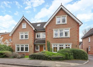 Thumbnail 2 bed flat to rent in Spires Court, Orchard View, Chertsey