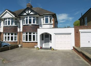 Thumbnail 3 bedroom semi-detached house for sale in Byng Drive, Potters Bar