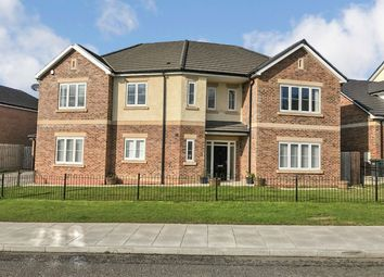 Thumbnail 4 bed detached house for sale in Eve Lane, Spennymoor