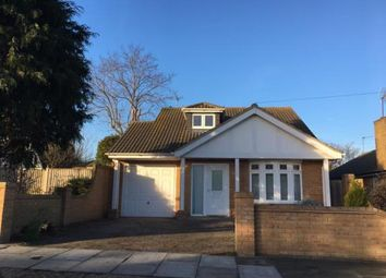 Thumbnail 3 bed bungalow for sale in Glynde Way, Southend-On-Sea
