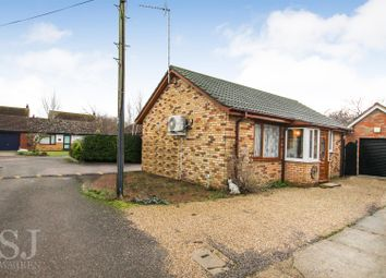 Thumbnail 2 bed detached bungalow for sale in The Plovers, St. Lawrence, Essex