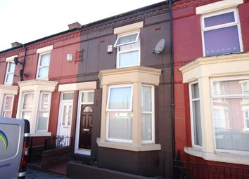 Thumbnail 3 bedroom terraced house to rent in Gidlow Road, Old Swan, Liverpool