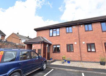 Thumbnail 2 bed flat to rent in Bilbrook Road, Codsall, Wolverhampton