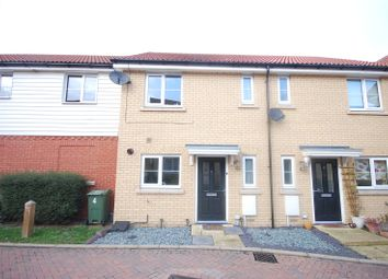 Thumbnail 2 bed terraced house for sale in Abrahams Close, Basildon, Essex