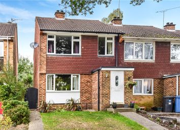 Thumbnail 3 bed end terrace house for sale in Glenavon Gardens, Yateley, Hampshire