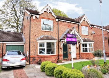 Thumbnail 3 bed semi-detached house for sale in Westminster Close, Leeds