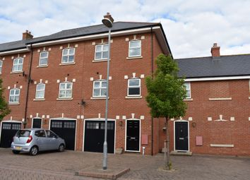 Thumbnail 3 bed town house to rent in Peache Road, Colchester