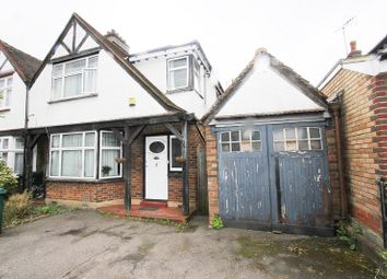 Thumbnail 3 bed semi-detached house for sale in Purcells Avenue, Edgware, Greater London.