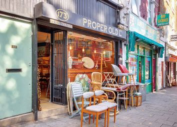 Thumbnail 4 bedroom terraced house for sale in Dalston Lane, London