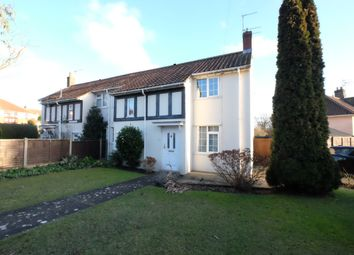 Thumbnail 3 bed semi-detached house for sale in Long John Hill, Norwich