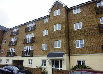 Thumbnail 2 bed flat to rent in Caspian Close, Purfleet