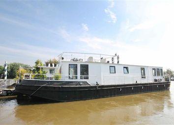 3 bed houseboat for sale in Lightermans Walk, London SW18