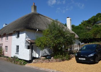 Thumbnail 1 bed end terrace house to rent in Myrtle Cottages, Deane Road, Stokeinteignhead, Newton Abbot