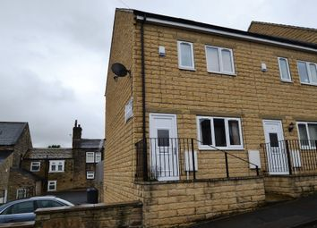 Thumbnail 3 bedroom terraced house for sale in Stott Terrace, Eccleshill, Bradford