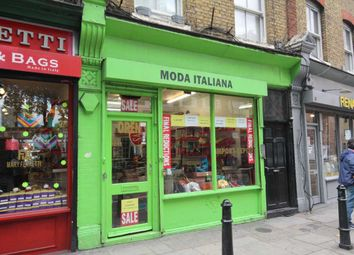Thumbnail Retail premises to let in Hackney Road, Shoreditch, Shoreditch