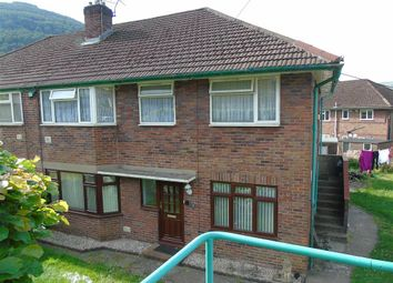 Thumbnail 2 bed flat to rent in Abercarn Fach, Cwmcarn, Newport