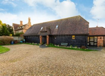 Thumbnail 3 bed barn conversion for sale in Millars Close, Main Street, Grendon Underwood, Aylesbury
