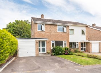 Thumbnail 3 bed semi-detached house for sale in Dene Close, Ringwood