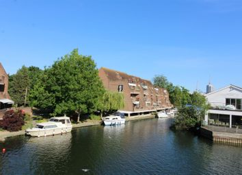 Thumbnail 2 bed flat for sale in Riverside Court, Caversham, Reading
