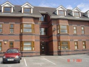 Thumbnail 2 bed flat to rent in Grasmere House, St Mary`S Road, Huyton, Liverpool