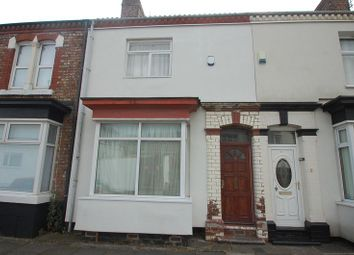 Thumbnail 2 bedroom terraced house for sale in Stainsby Street, Thornaby, Stockton-On-Tees