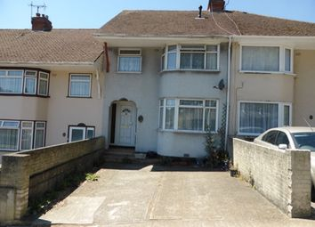Thumbnail 3 bed terraced house for sale in Old Park Hill, Dover, Kent