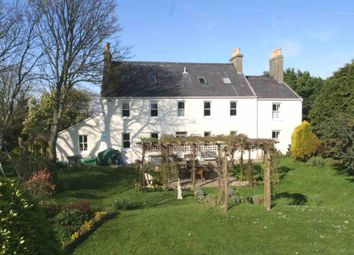 Thumbnail 6 bed farmhouse for sale in La Rue Des Chataigniers, St. John, Jersey