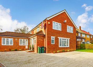 Thumbnail 8 bed detached house for sale in Lambourne Close, Crawley