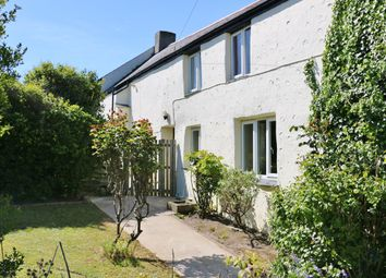 Thumbnail 5 bed farmhouse for sale in Tregurrian, Nr Watergate Bay