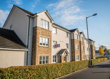 Thumbnail 2 bed flat for sale in Tryst Park, Kinnaird, Larbert