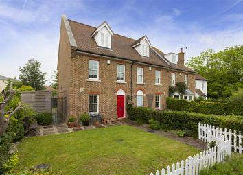 Abbey Road, Faversham ME13. 3 bed end terrace house