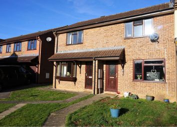 Thumbnail 2 bed terraced house for sale in Maple Close, Wincanton