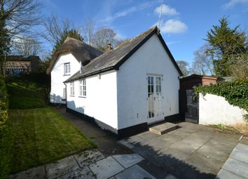 Thumbnail 2 bed semi-detached house for sale in Church Lane, Cheriton Bishop, Exeter