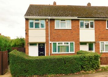 Thumbnail 3 bedroom end terrace house for sale in Milton Grove, Highfields, Stafford
