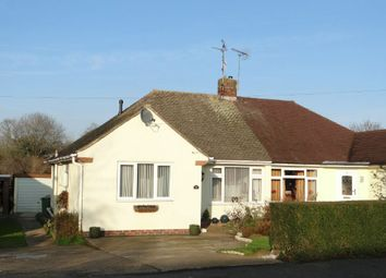 Thumbnail 2 bed semi-detached bungalow for sale in Cootes Avenue, Horsham