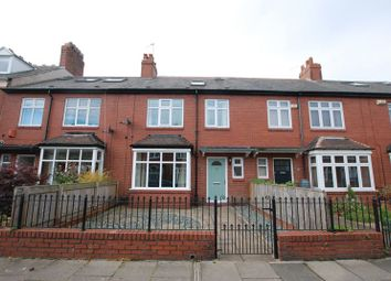 Thumbnail 4 bed terraced house for sale in Wolveleigh Terrace, Gosforth, Newcastle Upon Tyne