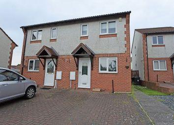 Thumbnail 2 bed semi-detached house for sale in Fulford Walk, Carlisle