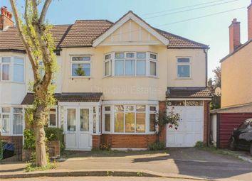 Thumbnail 4 bedroom end terrace house for sale in Elmhurst Drive, London